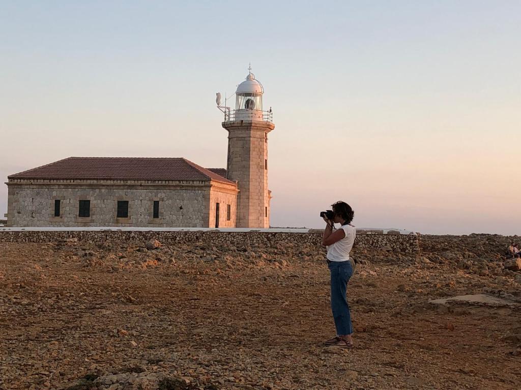 Far de Punta Nati (Menorca)