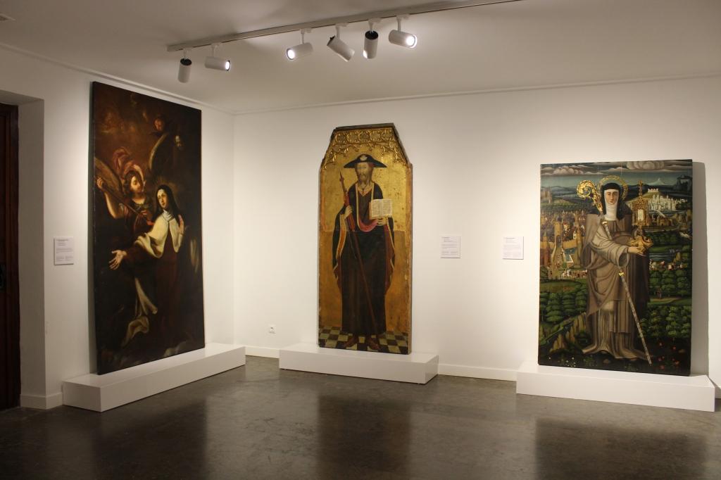 Espai Sants. Museu Art Sacre de Mallorca.