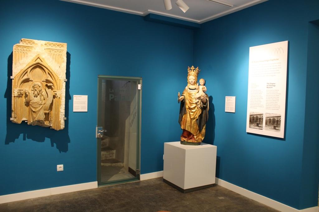 Exposició temporal Museu Art Sacre de Mallorca.