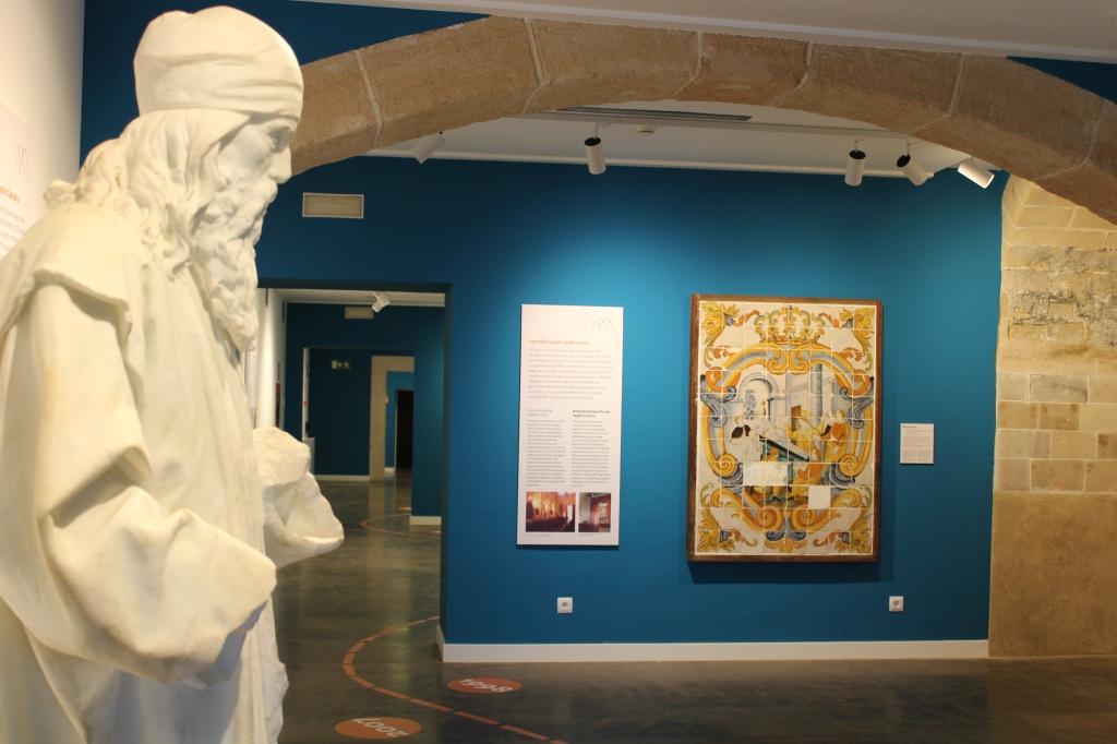 Exposició temporal. Museu d'Art Sacre de Malorca.